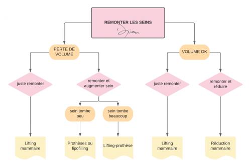Voir Remonter les seins : lifting mammaire, réduction ou prothèses ?
